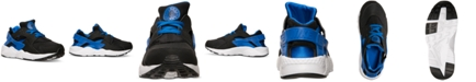 Nike Little Boys' Huarache Run Sneakers from Finish Line