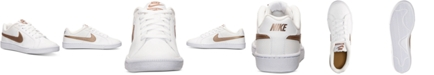 Nike Women's Court Royale Casual Sneakers from Finish Line