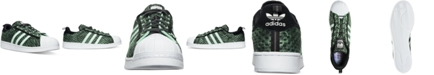 adidas Men's Originals Superstar '80s GID Casual Sneakers from Finish Line