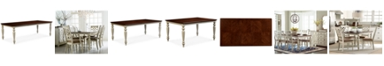Furniture Windward Expandable Dining Table