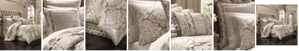 J Queen New York Bel Air Sand Bedding Collection