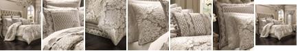 J Queen New York Bel Air Sand Comforter Sets