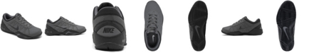 9e5624dbe12 Nike Men s Air Ring Leader Low Basketball Sneakers from Finish Line ...