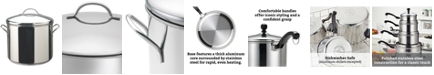 Farberware Classic Stainless Steel 16-Qt. Stockpot & Lid