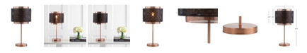 "JONATHAN Y Tribeca 19.7"" Metal LED Table Lamp"