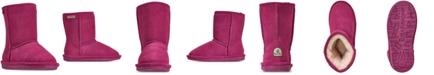 BEARPAW Little Girls' Emma Short Boots from Finish Line