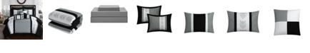 Chic Home Clayton 10-Pc King Comforter Set