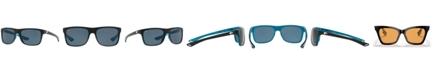 Costa Del Mar Polarized Sunglasses, REMORA 56