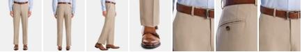 Lauren Ralph Lauren Men's UltraFlex Classic-Fit Tan Wool Pants