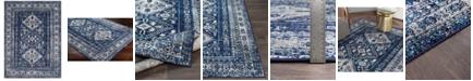 "Abbie & Allie Rugs Abbie & Allie Rugs MNC-2315 Navy 3'11"" x 5'7"" Area Rug"
