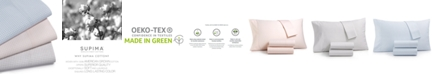 Charter Club Wovenblock Supima Cotton 550 Thread Count Sheet Sets, Created for Macy's