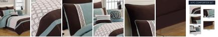 Riverbrook Home Tolbert 8 Pc Queen Comforter Set