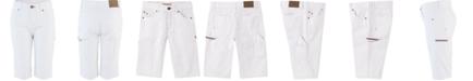 Tommy Hilfiger Little Boys Denim Carpenter Shorts