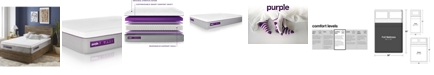 "Purple .3 Hybrid Premier 12"" Mattress - Full"