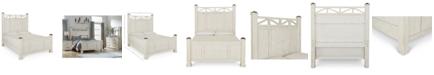 Furniture Trisha Yearwood Homecoming California King Post Bed