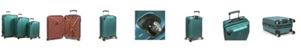 Dejuno Kingsley Lightweight 3-Piece Hardside Spinner Luggage Set