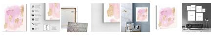 "Oliver Gal Pink Wednesdays Canvas Art, 30"" x 36"""