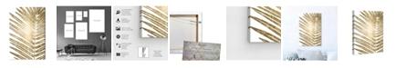 "Oliver Gal Cal Leaves II Canvas Art, 16"" x 24"""