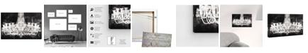 "Oliver Gal Decadent Soiree Canvas Art, 15"" x 10"""