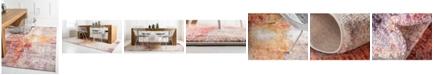 Jill Zarin Flatiron Downtown Jzd008 Multi 4' x 6' Area Rug