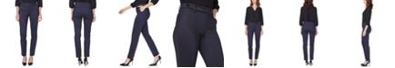 NYDJ Seamed Slim Tapered Pants