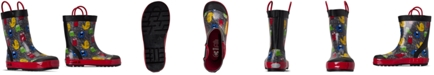 Kamik Little Boys Monsters Rain Boots from Finish Line