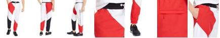 A|X Armani Exchange Men's Colorblocked Jogger Pants