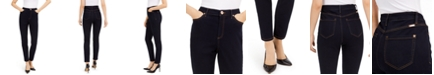 INC International Concepts INC INCEssentials High-Rise Skinny Jeans, Created for Macy's