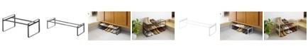 Yamazaki Home Frame Adjustable Shoe Rack