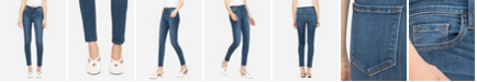 FLYING MONKEY Women's High Rise Super Stretch Skinny Ankle Jeans