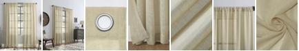 "Archaeo Slub Textured Curtain, 52"" x 63"""