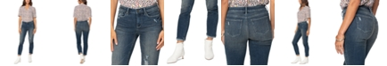 NYDJ Easy Fit Roll-Cuff Ankle Jeans