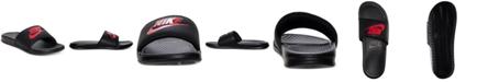 Nike Men's Benassi JDI Slide Sandals from Finish Line
