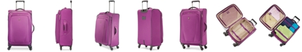 """Atlantic Infinity Lite 3 25"""" Expandable Spinner Suitcase, Created for Macy's"""