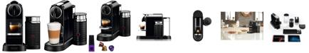 Nespresso CitiZ & Milk Coffee and Espresso Machine by De'Longhi