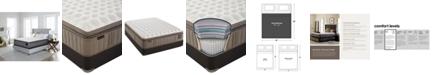 "Stearns & Foster Estate Palace 15.5"" Luxury Firm Euro Pillow Top Mattress Set- King"