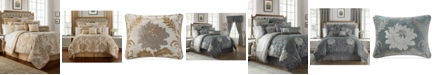 Waterford Reversible Ansonia 4-Pc. Queen Comforter Set