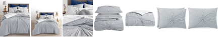 Martha Stewart Collection  Knotted Stripe Comforter Sets, Created for Macy's