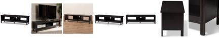 Furniture Callie TV Stand, Quick Ship
