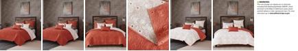 INK+IVY Kandula 3-Pc. Full/Queen Reversible Coverlet Mini Set