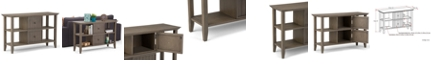 Simpli Home CLOSEOUT! Avery Console Table