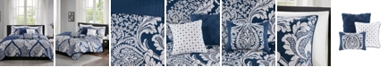 Madison Park Vienna 6-Pc. Full/Queen Coverlet Set