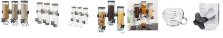Honey Can Do Zevro by SmartSpace™ Edition Wall Mount Triple 13-Oz. Cereal Dispenser
