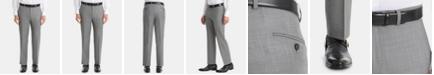 Lauren Ralph Lauren Men's UltraFlex Classic-Fit Sharkskin Wool Pants