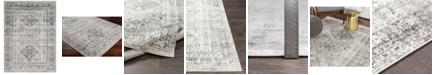 "Abbie & Allie Rugs Abbie & Allie Rugs MNC-2314 Light Gray 7'10"" x 10'3"" Area Rug"