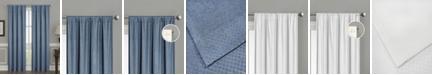 "Silk Home Living Silk+Home Luxury Room Darkening Rod Pocket Single Curtain Panel 52""x84"""