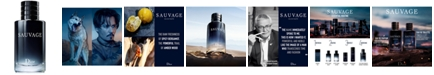 Dior Men's Sauvage Eau de Toilette Spray, 3.4 oz.