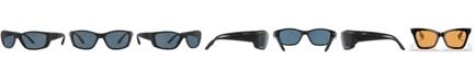 Costa Del Mar Polarized Sunglasses, FISCH POLARIZED 64