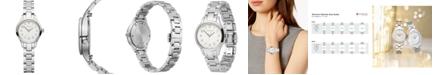 Victorinox Swiss Army Women's Alliance XS Stainless Steel Bracelet Watch 28mm
