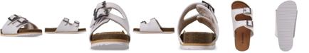BEARPAW Little Girls' Brooklyn Slide Sandals from Finish Line